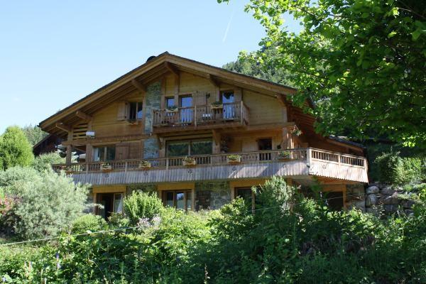 SABAUDIA 2 rooms 4 persons - Image 1 - Le Grand-Bornand - rentals