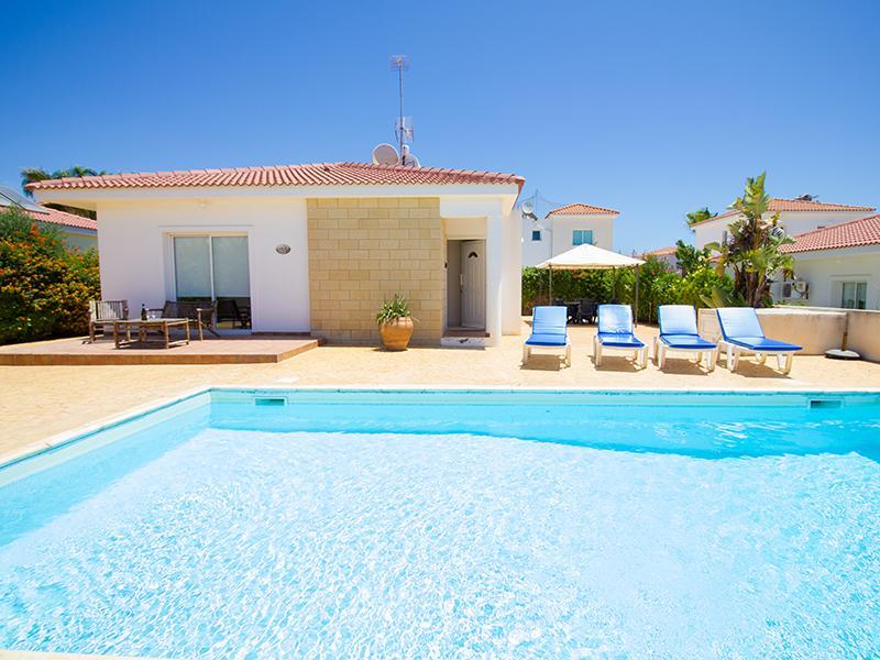 Villa Novacastria - Image 1 - Ayia Napa - rentals