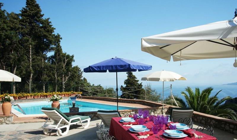 - Villa Colonnina - Capri - rentals