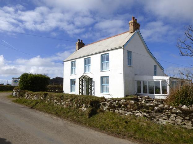 Tremynydd Fach Farmhouse - Image 1 - Berea - rentals