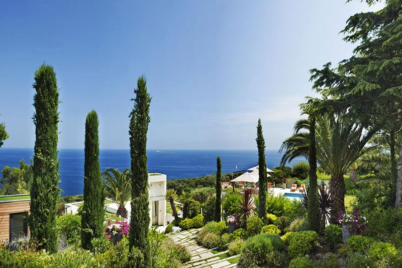 Glass House, Sleeps 14 - Image 1 - Saint-Jean-Cap-Ferrat - rentals