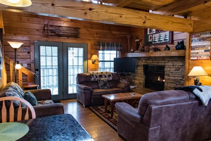 August nights only $200/nt, Secluded, convenient - Image 1 - Pigeon Forge - rentals