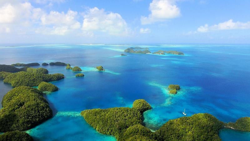 Mecherchar Group in the Rock Islands - Floating Paradise - PALAU - Koror - rentals