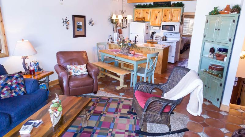 Charming, cozy condo on the water! - Image 1 - South Lake Tahoe - rentals