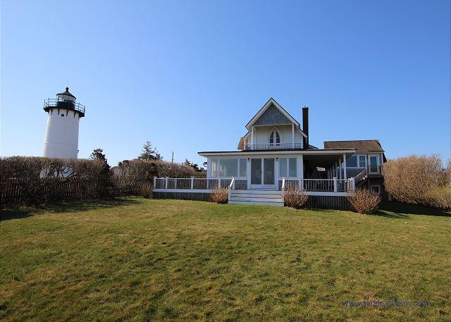 Water Front 6 Bedroom Oak Bluffs Home with Dock - Image 1 - Oak Bluffs - rentals