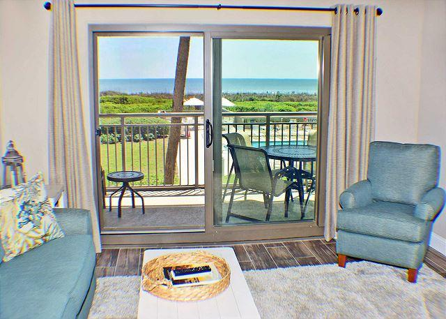 Ocean One 209 - Complete Renovation in 2016 - Spectacular Oceanfront Gem! - Image 1 - Hilton Head - rentals