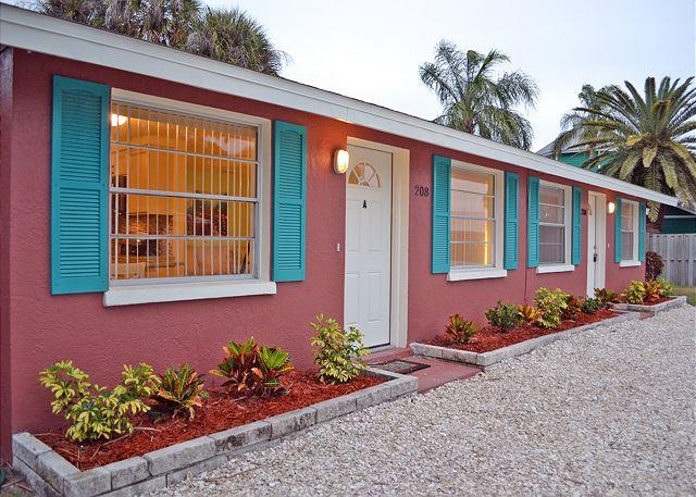 Front - Walk to the Beach and More from this Renovated Anna Maria Island Rental - Anna Maria Island - rentals