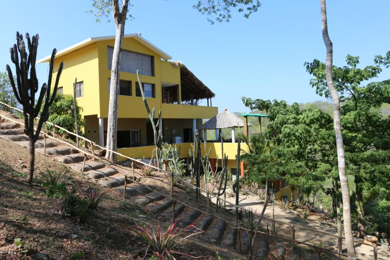 Welcome to your new Huatulco vacation home. - Heavenly Villa Near the beach - Huatulco - rentals