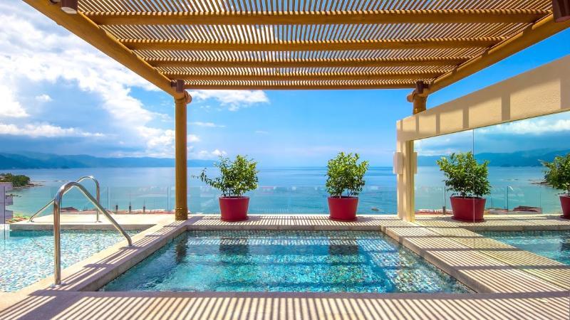 STYLISH & BEAUTIFUL CONDO AT V177 IN PVR!!! - Image 1 - Puerto Vallarta - rentals