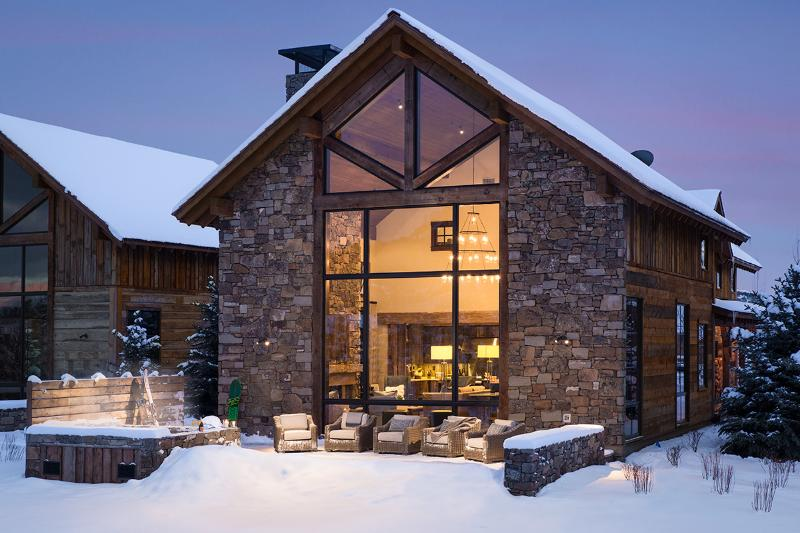 Fish Creek Lodge 8 - Image 1 - Teton Village - rentals