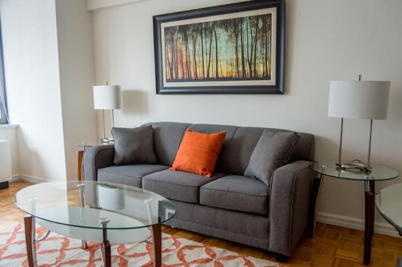 ASTONISHING FURNISHED 1 BEDROOM 1 BATHROOM APARTMENT - Image 1 - New York City - rentals