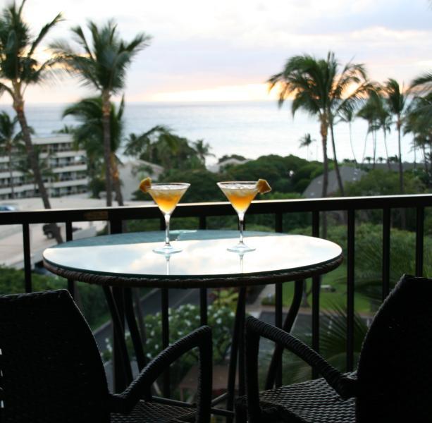 Panoramic view!   Kihei Akahi Owner Managed - Kihei Akahi D 514  Panoramic Ocean View! - Kihei - rentals