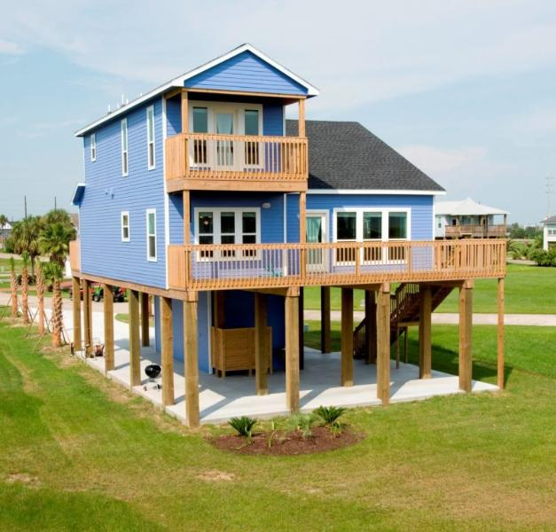 Oasis Beach House - Image 1 - Galveston - rentals