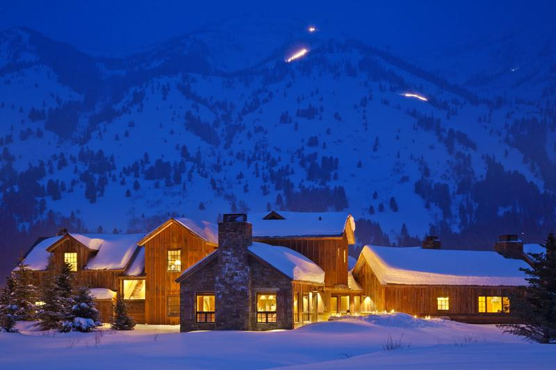 Shooting Star Cabin 4 - Image 1 - Teton Village - rentals