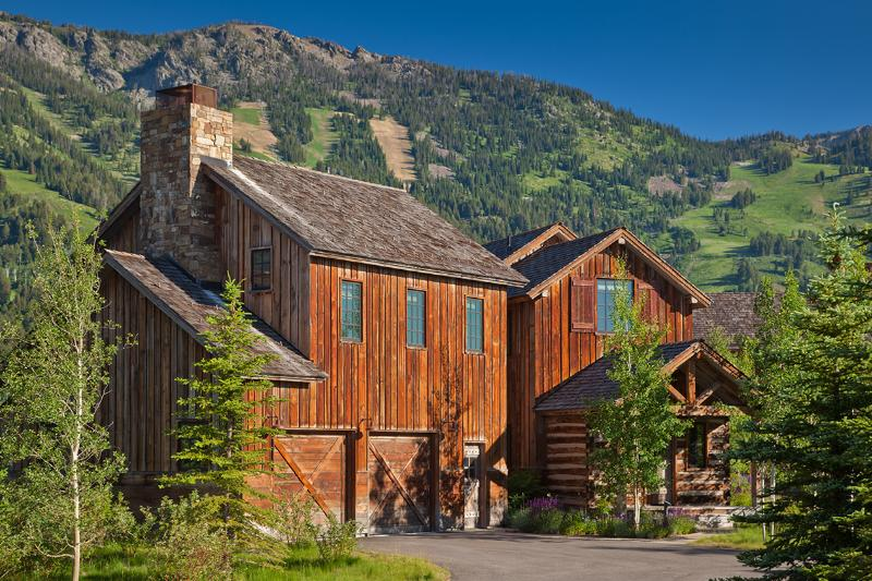 Shooting Star Cabin 1 - Image 1 - Teton Village - rentals