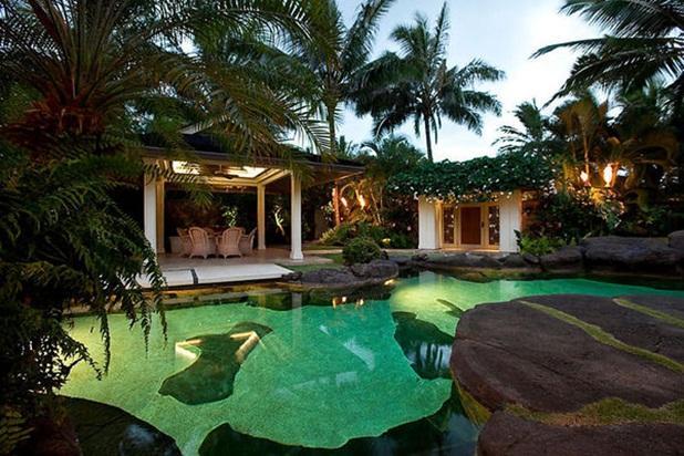 Obama Getaway - luxury home w/ pool, home theater - Image 1 - Kailua - rentals