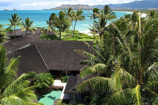 Ohana Beachfront Villa - luxury home w/ pool - Image 1 - Kailua - rentals