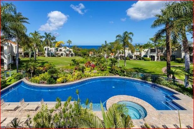 Maui Palm Getaway (#1706) - Last Minute Special!! Has AC, Pool & Hot tub! - Image 1 - Kihei - rentals