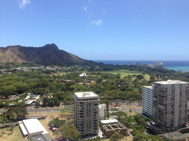 Waikiki Sunset  #2908 One Bedroom with Ocean View - Image 1 - Honolulu - rentals