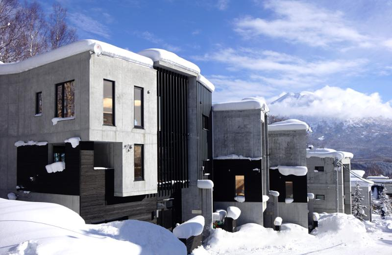 Fubuki NIseko - Fubuki Niseko  luxury home 3, 4 and 5 bedrooms - Niseko-cho - rentals