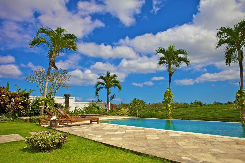 Canggu 2 Bedroom Junno Villa with Ricefield View - Image 1 - Canggu - rentals