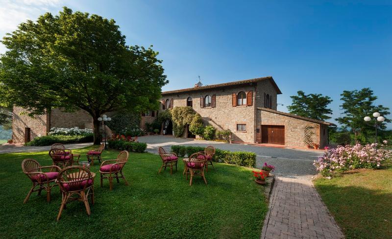 Villa del Grano - Image 1 - Montaione - rentals