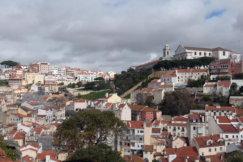 Terrace - Castelo - Breathtaking view, very quiet, relaxing. - Lisbon - rentals