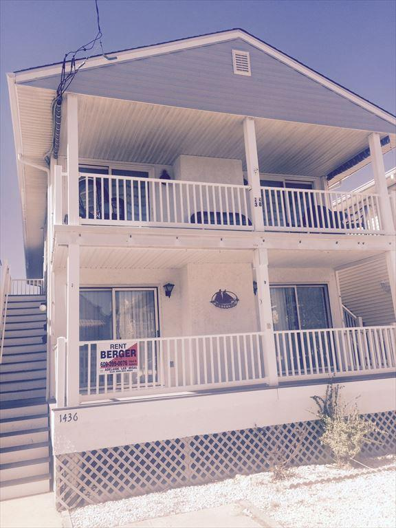 1438 West Avenue 2nd Floor 130829 - Image 1 - Ocean City - rentals