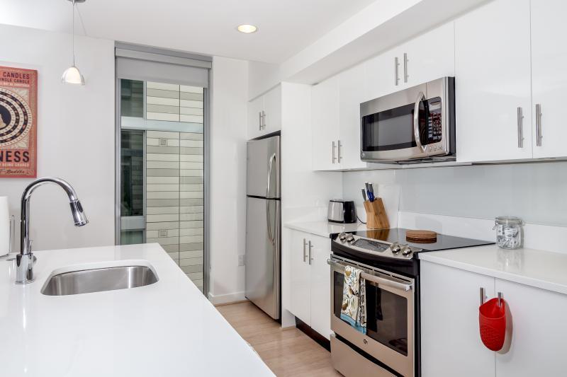 3BR Fully Furnished Apt Washington Center of City - Image 1 - Washington DC - rentals