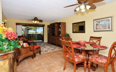 Living Room - Chinaberry 911 - Sarasota - rentals
