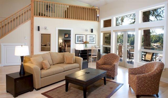 2 Bedroom + Den Family Villa | Painted Boat Resort, Sunshine Coast - Image 1 - Madeira Park - rentals