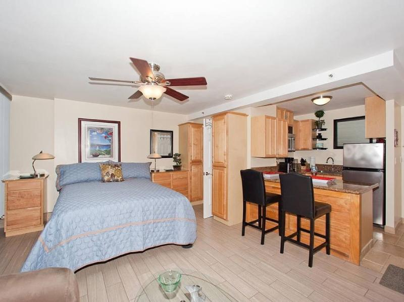 Waikiki Grand Studio #319 Upgraded Next to Beach - Image 1 - Honolulu - rentals