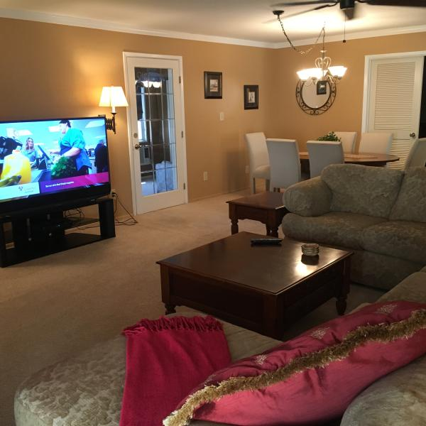 Livingroom - Only booking for 2017!!!  Corporate, short term and temporary housing! - Sun Lakes - rentals