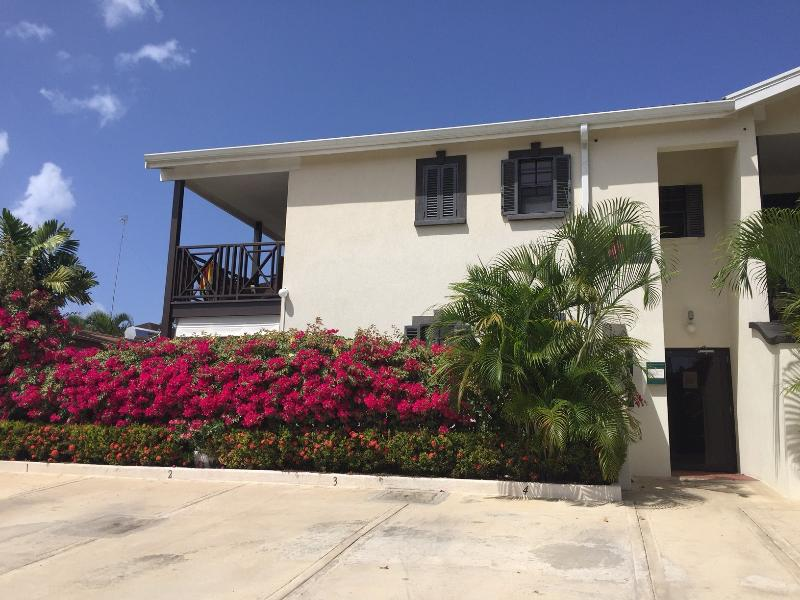 Upstairs Unit - New 1-Bedroom Condo at Ixora - Holetown - rentals