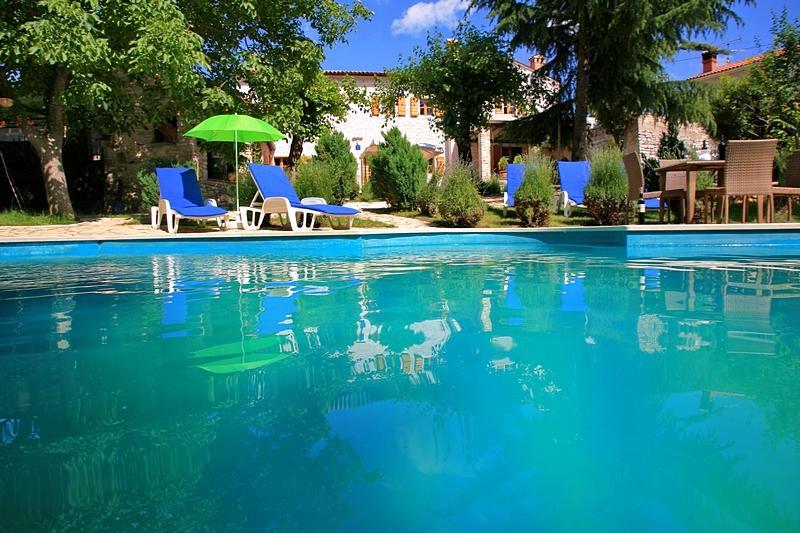 Charming villa Damijana - Image 1 - Zminj - rentals