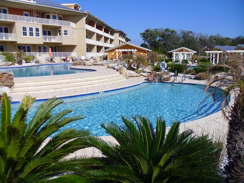 Ocean/Pool View, Top Flr, 3 BR, 3.5 BA, Sanctuary - Image 1 - Santa Rosa Beach - rentals