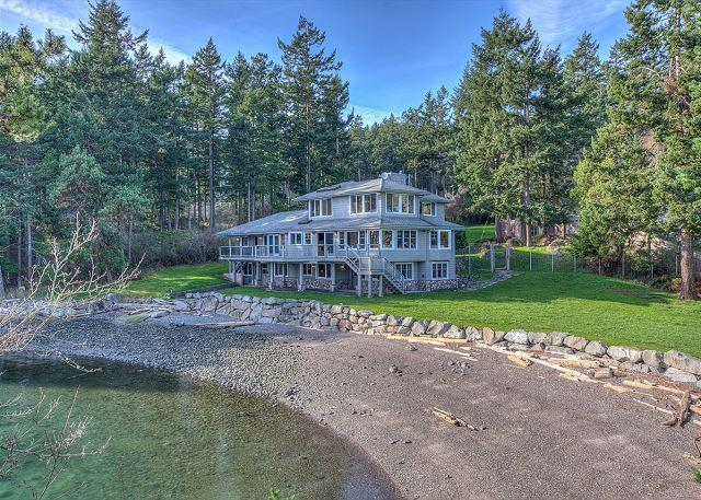 Orcas Island, Point at Obstruction Pass #202 - Image 1 - Olga - rentals
