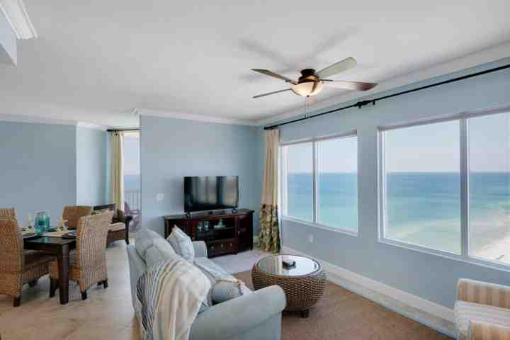 2300 Tidewater Beach Resort - Image 1 - Panama City Beach - rentals