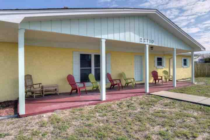 The Coral House - Image 1 - Panama City Beach - rentals