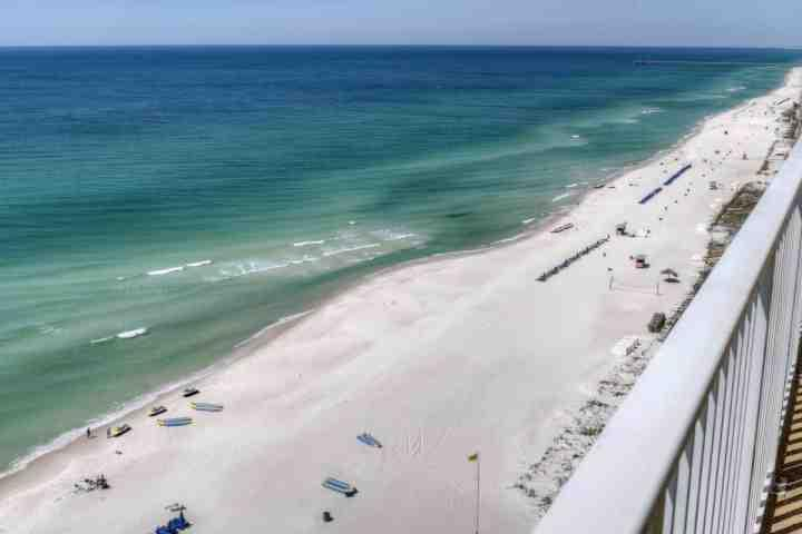 1803 Ocean Ritz - Image 1 - Panama City Beach - rentals