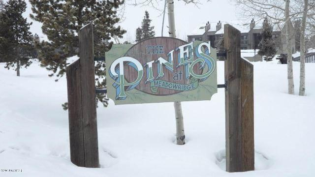 Pines @ MeadowRidge - Image 1 - Fraser - rentals