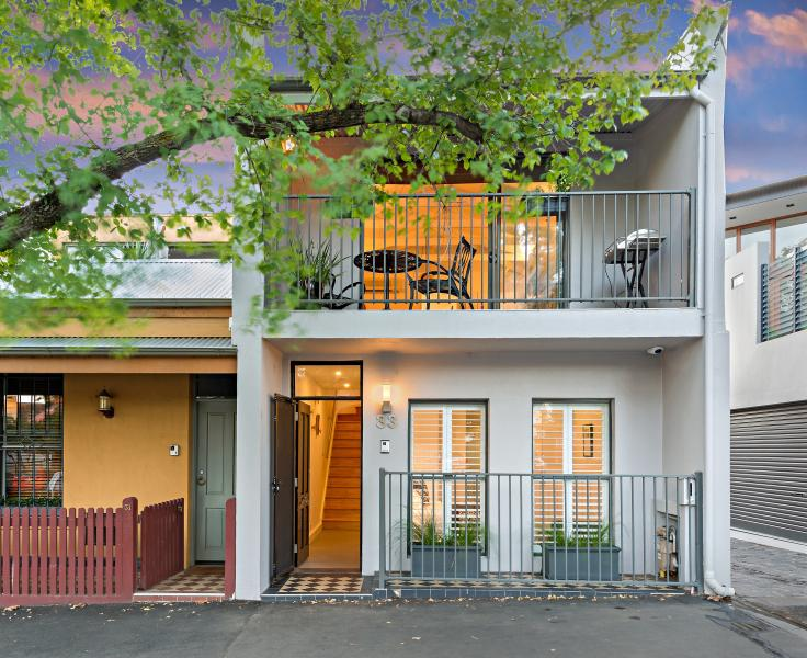 In a quiet, leafy street, a short walk to Lygon St with great places to eat & shop & Melbourne Uni - Meko - central Carlton Melbourne luxury residence - Melbourne - rentals