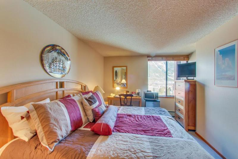 Mountain-view escape close to lifts w/ shared hot tub, sauna, pool - Image 1 - Copper Mountain - rentals