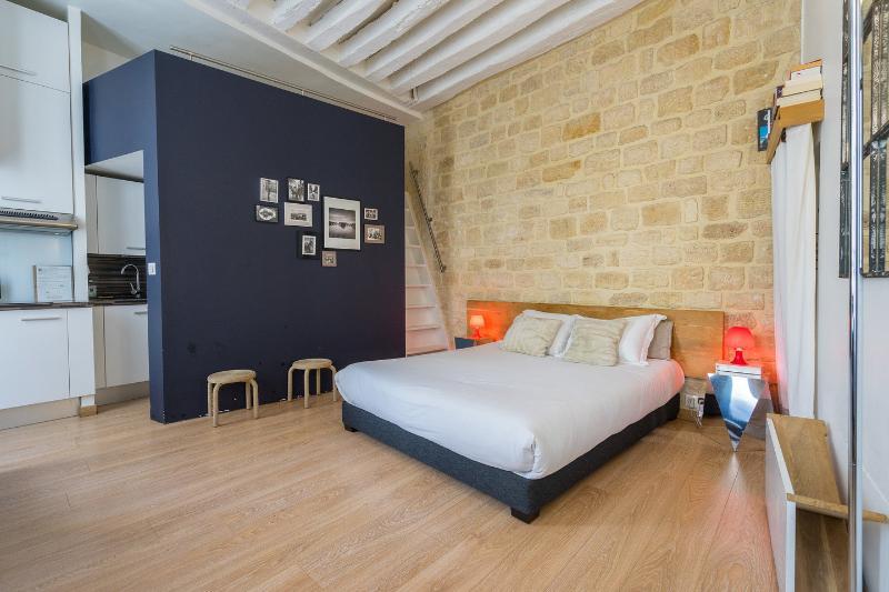 Living Room - Suite Saint Germain des Pres - Paris - rentals