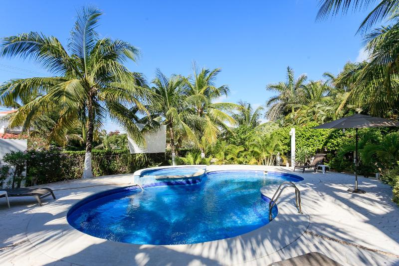 The Pool - VILLA QUETZAL - Playa Paraiso - rentals