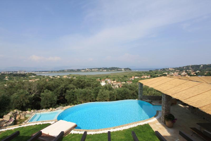 Villa Atos - Image 1 - Corfu - rentals