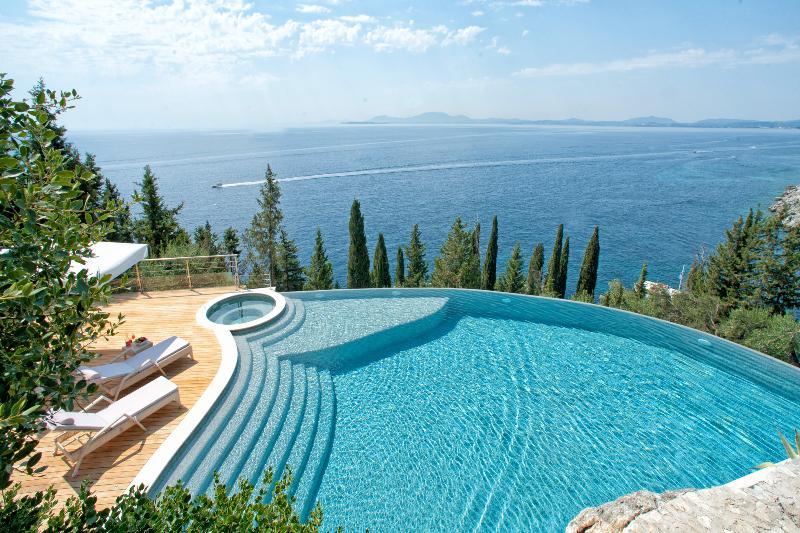 Villa Bamos - Image 1 - Corfu - rentals