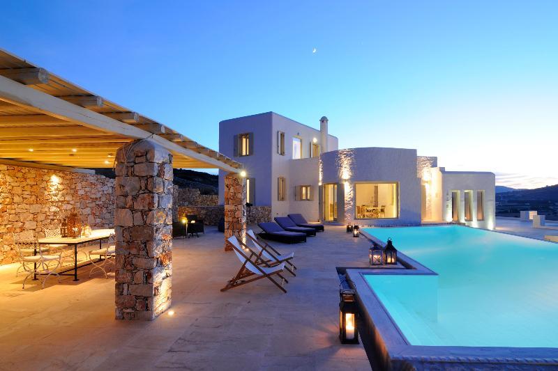 Villa Apix - Image 1 - Paros - rentals