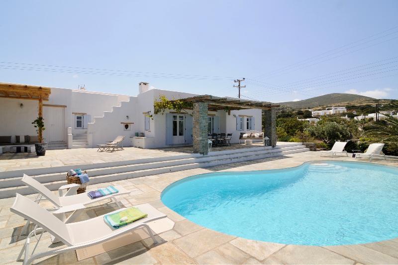 Villa Tatakis - Image 1 - Paros - rentals