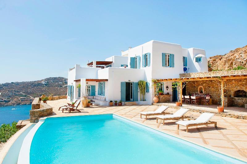 Villa Zeus - Image 1 - Mykonos - rentals